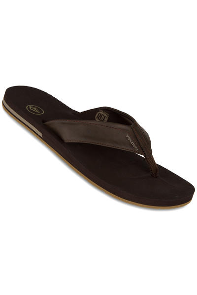 Volcom Victor Slaps (brown)