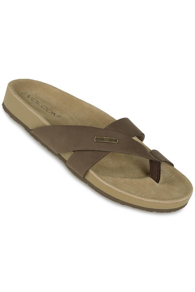 Volcom Selfie Sandale women (brown)