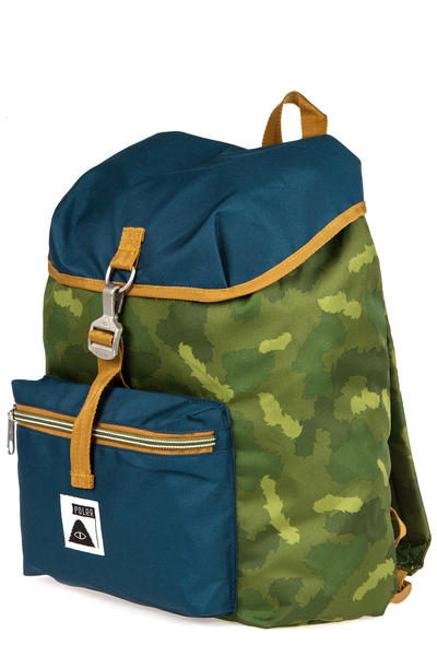 Poler Field Backpack 17L (green camo)