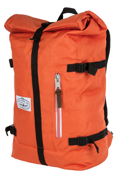 Poler Retro Roll Rucksack 17L (burnt orange)