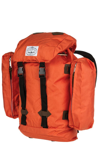 Poler Retro Rucksack 10L (burnt orange)