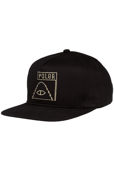 Poler Summit Snapback Cap (black)