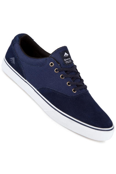 Emerica The Provost Slim Vulc Shoe (navy white)