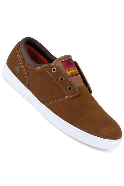 Emerica The Figueroa Shoe (brown white)