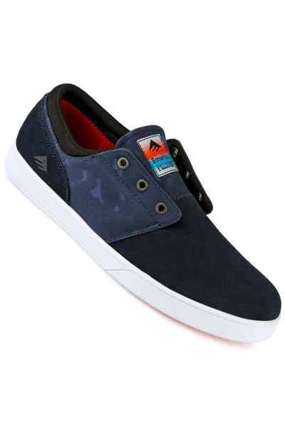 Emerica The Figueroa Shoe (blue black white)