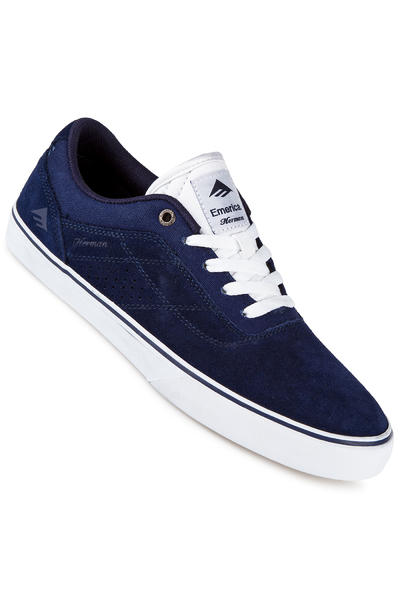 Emerica The Herman G6 Vulc Schuh (navy white gum)