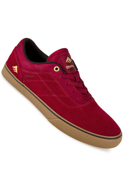 Emerica The Herman G6 Vulc Schuh (burgundy gum)