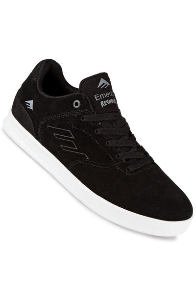 Emerica The Reynolds Low Schuh (black silver)