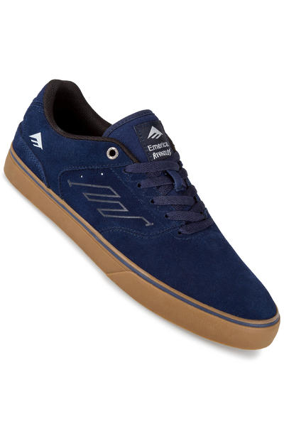 Emerica The Reynolds Low Vulc Chaussure (navy grey gum)