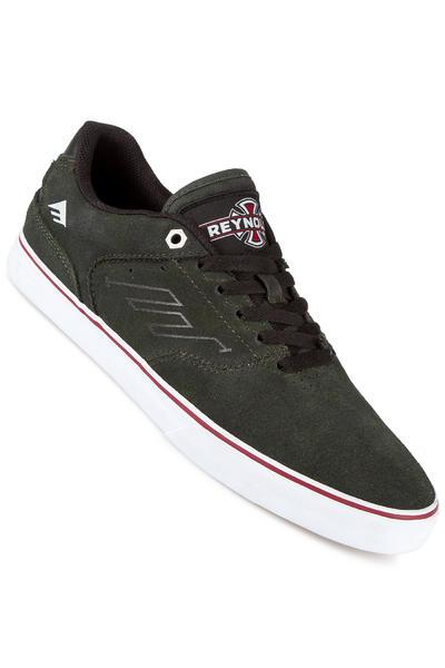 Emerica x Independent The Reynolds Low Vulc Shoe (dark green)