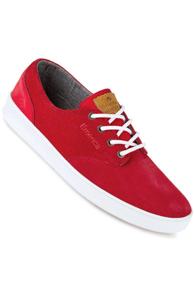 Emerica The Romero Laced Schuh (red)