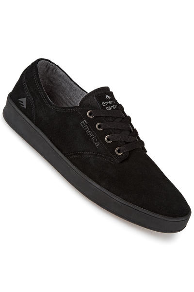 Emerica The Romero Laced Schuh (black black black)