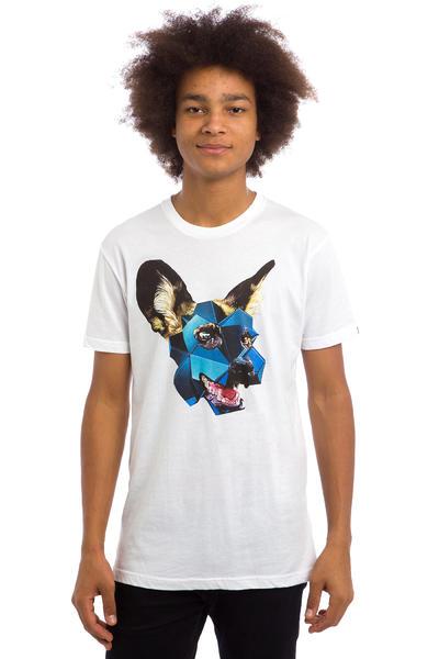 Etnies x Juan Travieso African Wild Dog T-Shirt (white)