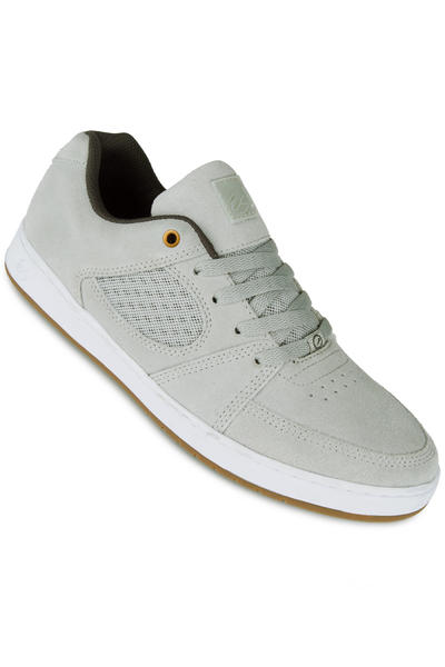 éS Accel Slim Shoe (grey white gum)