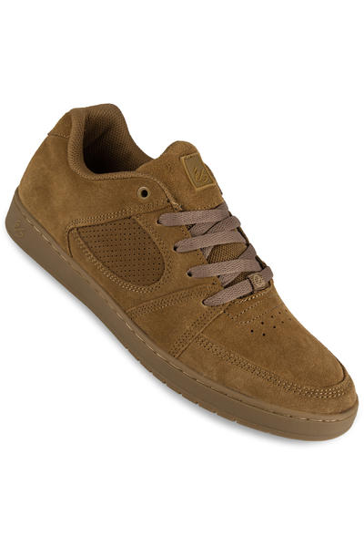 éS Accel Slim Shoe (brown gum)