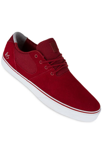 éS Accel SQ Shoe (burgundy white)