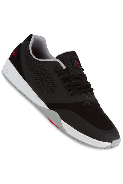 éS Sesla Shoe (black grey red)