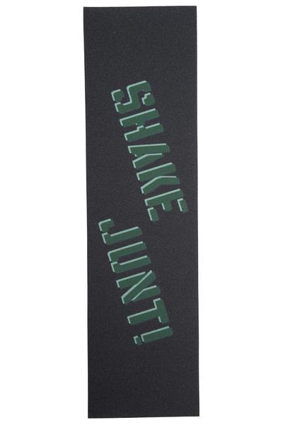 Shake Junt Sprayed 3 Grip Skate (black turquoise)