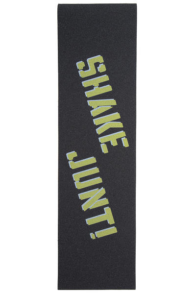 Shake Junt Sprayed 3 Griptape (black yellow)