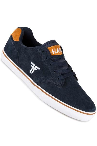 Fallen Slash Shoe (midnight blue camel)