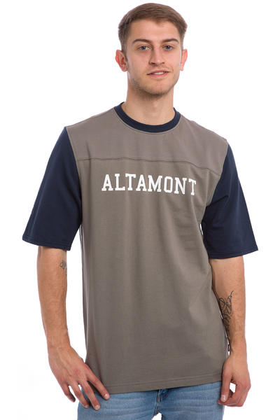 Altamont Halfback T-Shirt (navy)