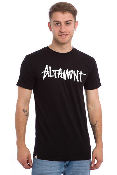 Altamont One Liner T-Shirt (black)