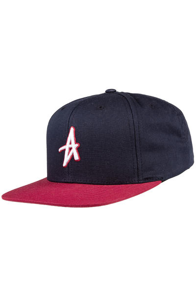 Altamont Decades Snapback Cap (blue)