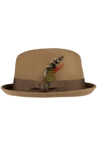 Brixton Gain Hat (tan bronze)