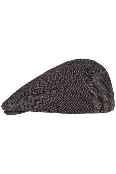 Brixton Hooligan Hat (grey black)