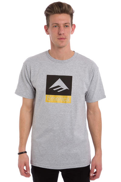 Emerica Combo 10 T-Shirt (grey black)