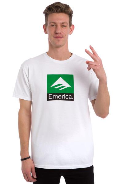 Emerica Combo 10 T-Shirt (white)