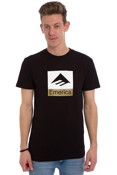 Emerica Combo 10 T-Shirt (black white)