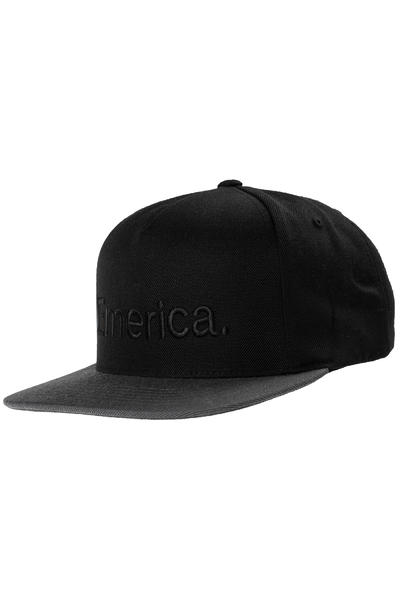 Emerica Pure Snapback Cap (black)