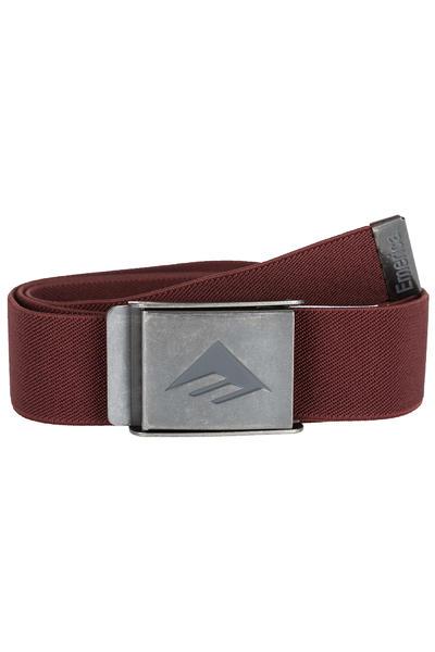 Emerica Kemper Belt (maroon)