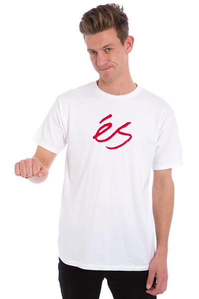 éS Mid Script T-Shirt (white)