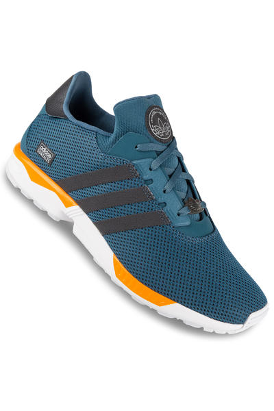 adidas ZX Gonz Shoe (blanch blue solid grey)