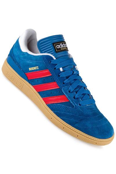 adidas Skateboarding Busenitz Shoe (blue scarlet)