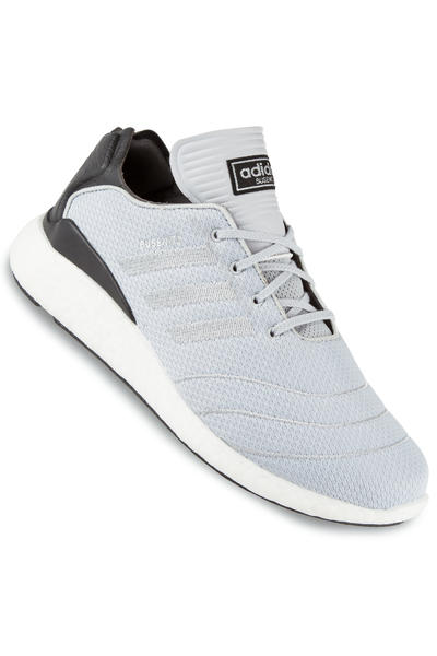adidas Skateboarding Busenitz Pure Boost Shoe (grey)