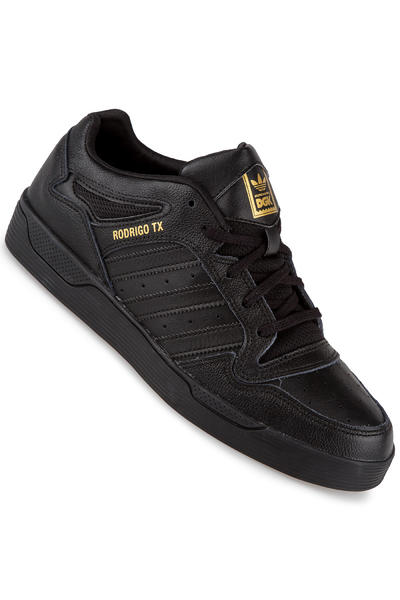 adidas x DGK Locator Shoe (black black gold)