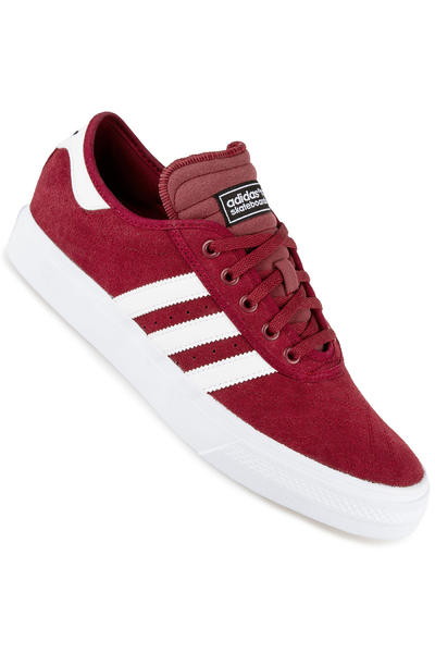 adidas Adi Ease Premiere Shoe (burgundy white black)