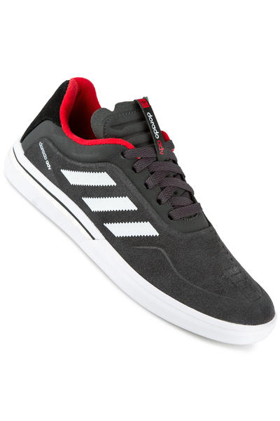 adidas Dorado ADV Schuh (grey white scarlet)