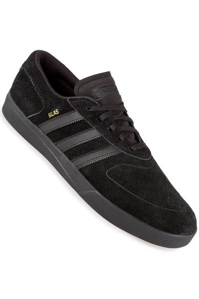 adidas Silas Vulc ADV Shoe (black black black)
