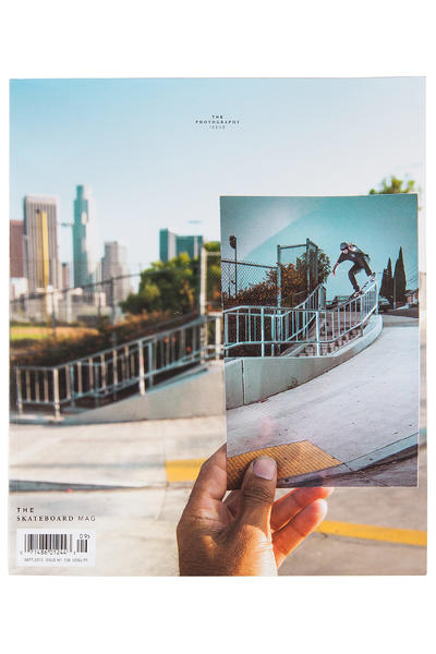 The Skateboard Mag September 2015 Revista
