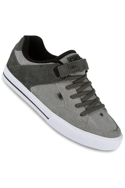 C1RCA 205 Vulc Suede Shoe (dark gull paloma grey)