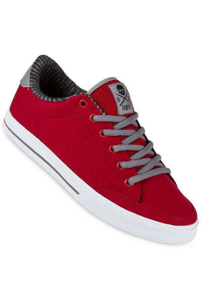 C1RCA Lopez 50 Canvas Shoe (pompeian red black)