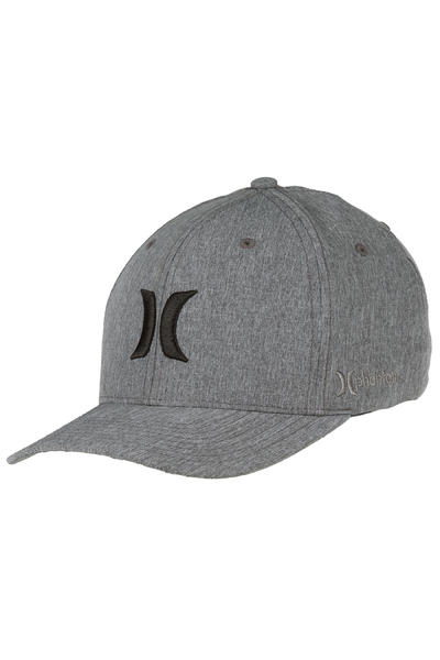 Hurley Phantom Boardwalk FlexFit Cap (dark grey)