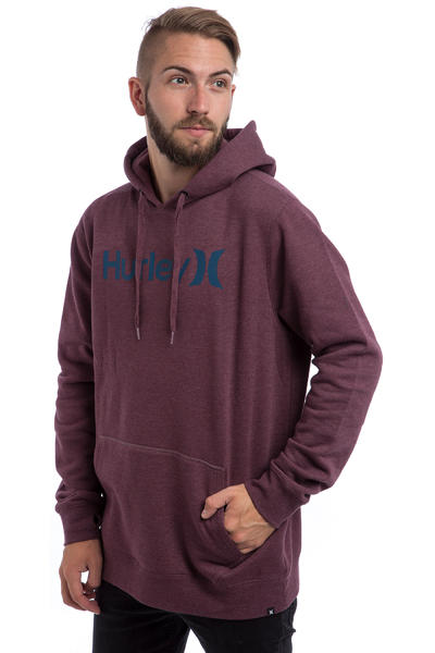 Hurley One And Only Heather Hoodie (mahogany)