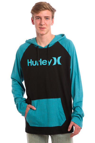 Hurley One & Only Hoodie (blue black)