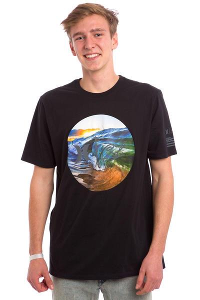 Hurley Clark Little Rise T-Shirt (black)