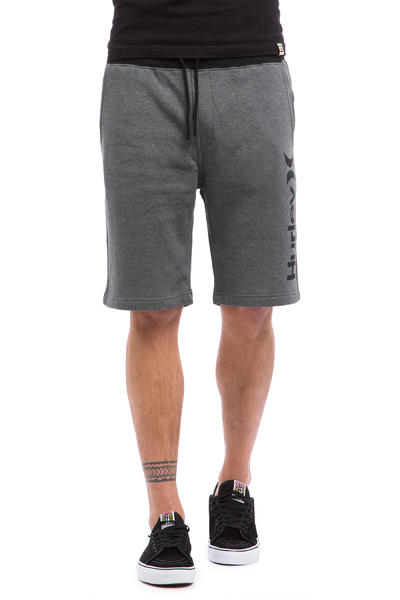Hurley One & Only Beachclub Shorts (charcoal heather)